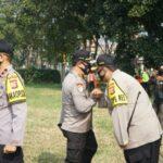 Begini Perjalanan Dinas Kabaharkam Polri Ke Industri Pengadaan Kaporlap Korsabhara Baharkam Polri Di Bandung