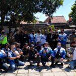 Polsek Arcamanik Polrestabes Bandung, Pengamanan Dan Pemantauan Giat Komunitas Motor XTC