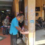 Perdonil Polres Ciamis Polda Jabar Laksanakan Patroli Dalam Upaya Antisipasi Penyebaran Covid -19