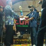 Tim Voli Pari Gogo Juara Open Turnamen Lurah Cikotok Cup