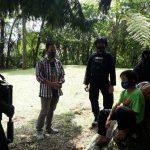Patroli Brimib Jabar Himbauan Wisatawan Objek Wisata Kebun Raya Cibodas