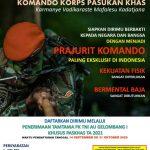 TNI ANGKATAN UDARA BUKA PENDAFTARAN TAMTAMA PK KHUSUS PASKHAS TAHUN ANGGARAN 2021