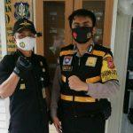Polsek Regol Polrestabes Bandung, Melaksanakan Sambang dan Sosialisasi 3 M