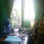 Polsek Regol Polrestabes Bandung, Giat Sambang dan Sosialisasi 3 M 1T