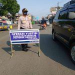 Puluhan Pelanggar Prokes di Cisaat Sukabumi Terjaring Operasi Yustisi