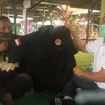 Jaro Mumu Jabat Ketua MPKT Kecamatan Pinang