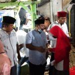 Peringati Maulid Nabi, Katar Kunciran Santuni Puluhan Anak Yatim