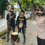 Panit Binmas Polsek Tebet Lakukan Pembinaan Terhadap Anak Punk di TL Persojo
