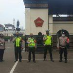 Polsek Tebet Lakukan Yanpam Kegiatan Akad Nikah di Gedung Balai Sudirman