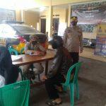 Polsek Cisaat Sukabumi Konsisten Lakukan Operasi Yustisi