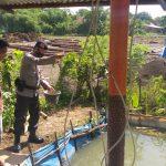 Satuan Brimob Jabar Bentuk dan Bina Kampung Tangguh Sebagai Desa Binaan Dimasa Pandemi Covid-19
