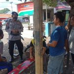 Personil Brimob Polda Jabar Jelaskan Panduan Protokol Kesehatan Pencegahan Virus Corona