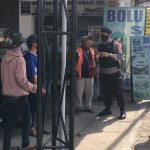 Gandeng Juru Parkir, Brimob Polda Jabar Sampaikan Himbauan Kamtibmas
