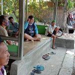 Bakti Brimob Untuk Masyarakat dengan Giat Sosialisasi Sosial Distancing dan Physical Distancing di Masyarakat
