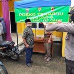Polsek Cipaku Polres Ciamis Gelar Operasi Yustisi Di Dua Desa