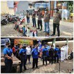 Kapolsek Jagakarsa Eko Mulyadi Mengajak Karang Taruna Srengseng Sawah Menekan Penyebaran Covid – 19