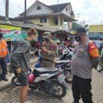 Gabungan TNI-Polri dan Instansi Pemerintah Laksanakan Operasi Yustisi di Kawasan Objek Wisata Pantai Pangandaran