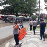Puluhan Personel Gabungan TNI-Polri Bersama Instansi Pemerintah Gelar Operasi Yustisi di Pantai Pangandaran