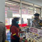 Sat Sabhara Polres Ciamis Laksanakan Patroli Dialogis Di Pusat Kota Kabupaten Ciamis
