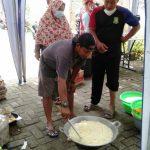 PMI Bersama Organisasi Kemanusiaan dan Pemuda Buka Dapur Umum Korban Banjir