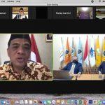 Kuliah Umum Dorong Kemajuan Produk Halal, ISTA Jakarta Lakukan MoU Dengan BPJPH Kemenag RI