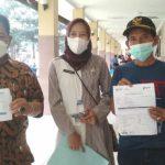 Vaksin Dosis II, Ketua PBVSI Kota Tangerang: Aman Tak Ada Efek Samping