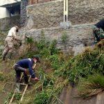 Sektor 22 Citarum Harum Sub 14, Pembersihan Kirmir dan Pengangkatan Sampah di Sungai Cikapundung