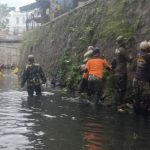 Sektor 22 Citarum Harum Sub 13, Bersama Kewilayahan Bersihkan Sungai Citeupus
