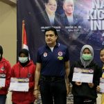 Lakukan Penjaringan Atlet, PP Kickboxing Indonesia Siap Hadapi Sea Games 2021 di Vietnam