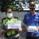 Subhanallah, Kapolres Cirebon Kota, peduli kasih pada warga 16 tahun yang lumpuh dengan pemberian Kursi Roda