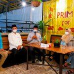 Sosialisasi Bahaya Covid-19 di Kalangan Pelajar, KNPI Larangan Gelar Talkshow