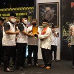 Di Acara Milad Forkabi ke 20, ISTA Jakarta Raih Penghargaan