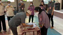 Kapolsek Kedawung Polres ciko, pimpin Pengamanan Pemilihan Kuwu Antar Waktu (PAW).