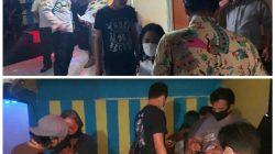 Melanggar PPKM Mikro, Cafe CMC 2 Pancoran Ditutup Team Satgas Covid – 19 Muspika Pancoran