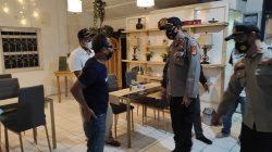 Antisipasi Tindak Kriminalitas, Polres Ciamis Gelar Patroli di Sejumlah Titik Keramaian