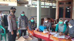 Tingkatkan Giat Posko PPKM Mikro Di Desa Tempel Anggota Polsek Lelea