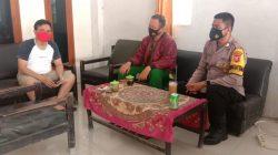 Bhabinkamtibmas Polsek Terisi Silaturahmi Kamtibmas Di Desa Kendayakan