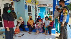 Silaturahmi Kamtibmas Bersama Warga Desa Tugu Anggota Polsek Lelea