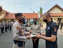Kapolres Cirebon Kota, Ucap Terima kasih dengan Reward kepada Masyarakat