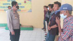 Kabag Ops : Jajaran Polsek lingkup Polres Cirebon Kota serempak laksanakan Ops preman