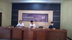 Disdukcapil Ciamis Kembali Laksanakan Giat Sosialisasi Kebijakan dan Penyelenggaraan Administrasi Kependudukan di Cisaga