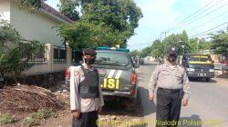 Antisipasi Kejahatan C-3 Patroli Strong Point Wiralodra Anggota Polsek Terisi