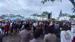 HRS Didakwa, Forum Masyarakat Banten Demo di DPRD Banten Minta Pemerintah Stop Diskriminasi Ulama
