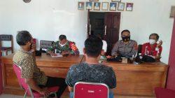 Kapolsek Terisi Silaturahmi Kamtibmas Di Kantor Desa Jatimunggul
