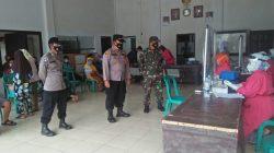Di Tingkat Desa Anggota Polsek Arahan Giatkan Posko PPKM Mikro