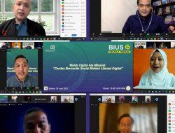 Tingkat Literasi Digital Masyarakat Indonesia Minim, Kelompok Milenial Ajak Anak Muda Melek Literasi Digital