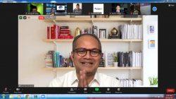 Webinar Peningkatan Literasi Digital Bagi Pemuda Kreatif dan Kreatif