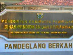 Proyek Pembangunan Sekolah di Pandeglang Banyak Bermasalah, KNPI Plat Merah Surati Dinas Pendidikan