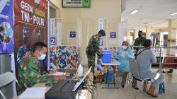 Untuk Sekian Kalinya Lanud SIM Gelar Serbuan Vaksin Di Bandara Internasional Sultan Iskandar Muda