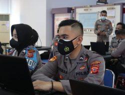 Sebanyak Enam Puluh Peserta Polres Ciamis Laksanakan Giat Pelatihan Peningkatan Operator